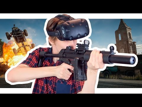 ПУБГ В ВИРТУАЛЬНОЙ РЕАЛЬНОСТИ! - PUBG VR STREAM | Stand Out (VR)