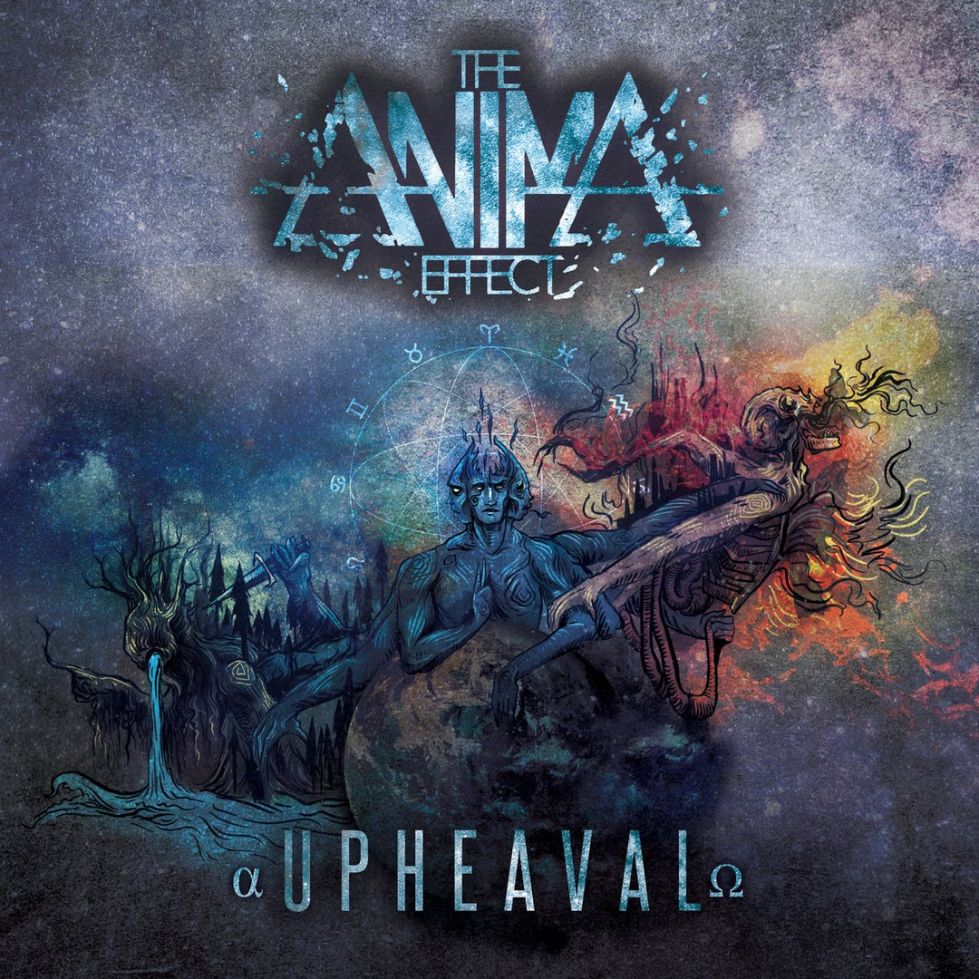 The Anima Effect - Upheaval (2017)