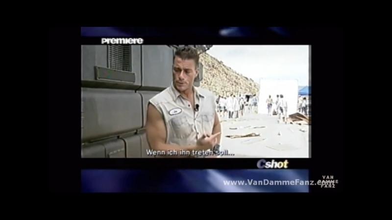 Ван Дамм пародирует Дольфа