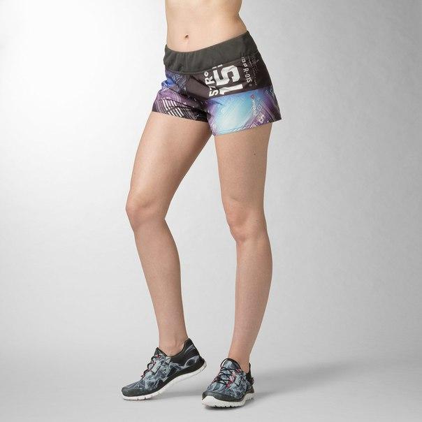 Спортивные шорты Reebok ONE Series Brandana Woven
