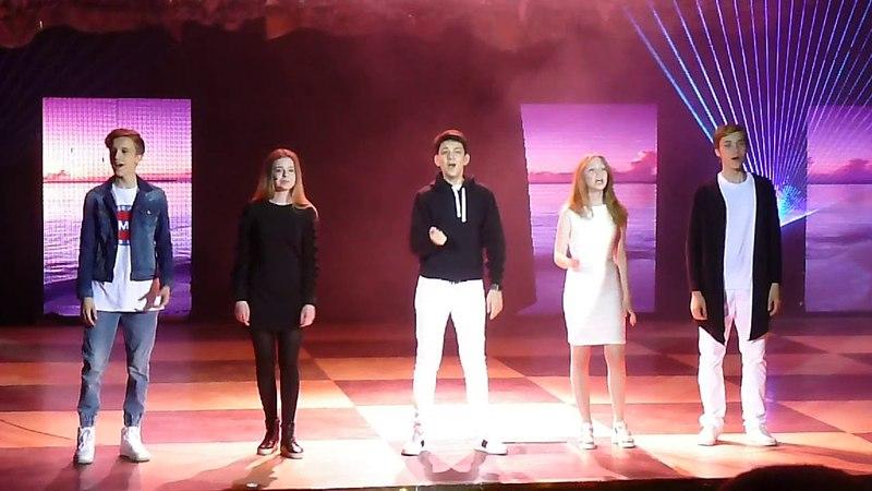 Шоу-концерт Детский Голос голосдети голос концертайвенго