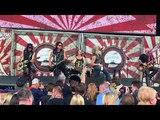 Warrant Down Boys at M3 Rock Festival 2018