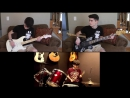 twenty one pilots - Stressed Out (Guitar, Bass,  Drum Cover feat. AlexD453)