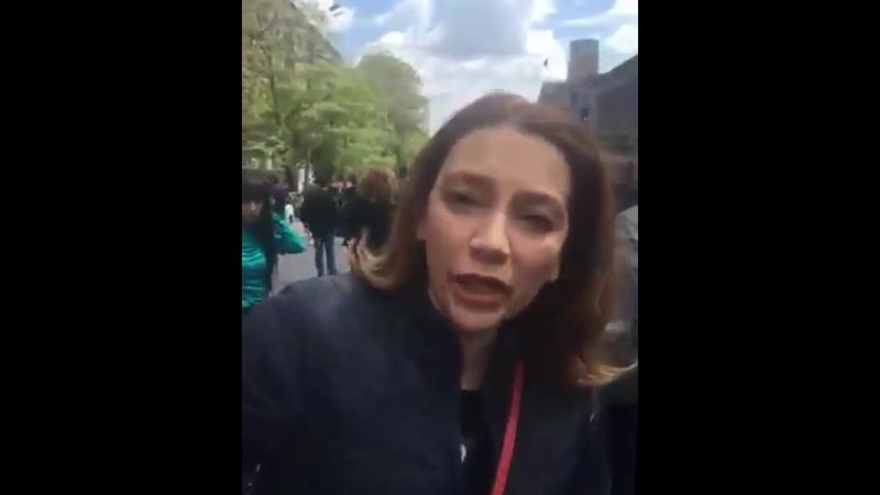 Известная актриса Елена Борисенко