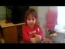 Дочка поёт песню о маме Моя гордость зашкаливает