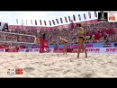 Ludwig-Walkenhorst (GER)- Fendrick-Ross (USA) - FIVB Beach Volley World Champs