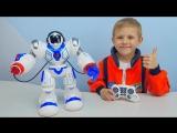 Видео обзоры игрушек - Робот  MIKKY