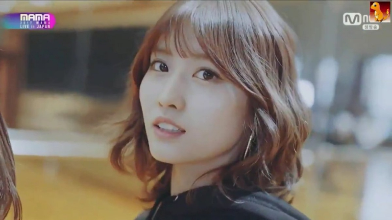 171129 Момо,Джихё,Цзыюй для @ Mnet Asian Music Awards 2017.