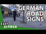 German Road Signs   Super Easy German (61)