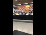Пресс-конференция Гассиев-Дортикос