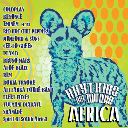 Rhythms Del Mundo альбом Rhythms Del Mundo Africa