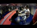Мастер класс самбо, дзюдо от Анастасии Лапаевой