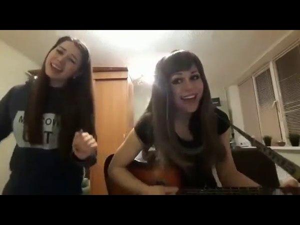 Татарская песня в исполнении красивых татарок!