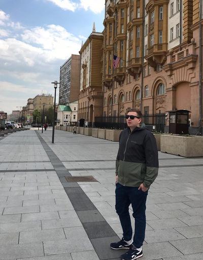 Илья Кустов