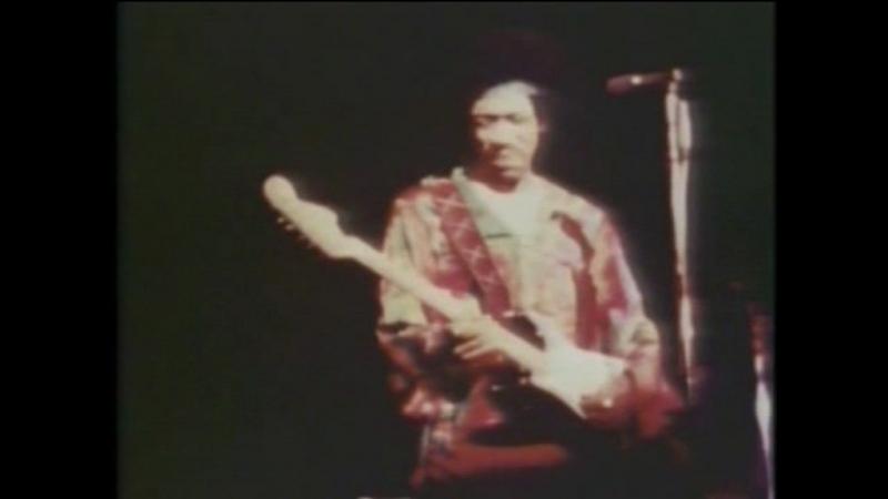 JIMI HENDRIX - All Along The Watchtower (1970) - Atlanta