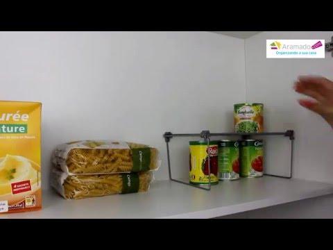 1000 Produtos e Dicas para Organizar sua casa 03 Ganha Espaço Médio