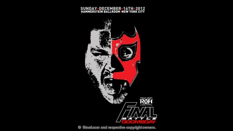 Final Battle 2010 Kevin Steen Vs El Generico