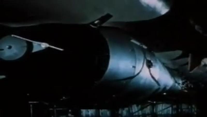 термоядерная бомба АН602 (58 мегатонн) 1961 год