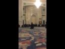 Азан мечеть : Хазрет Султан астана .