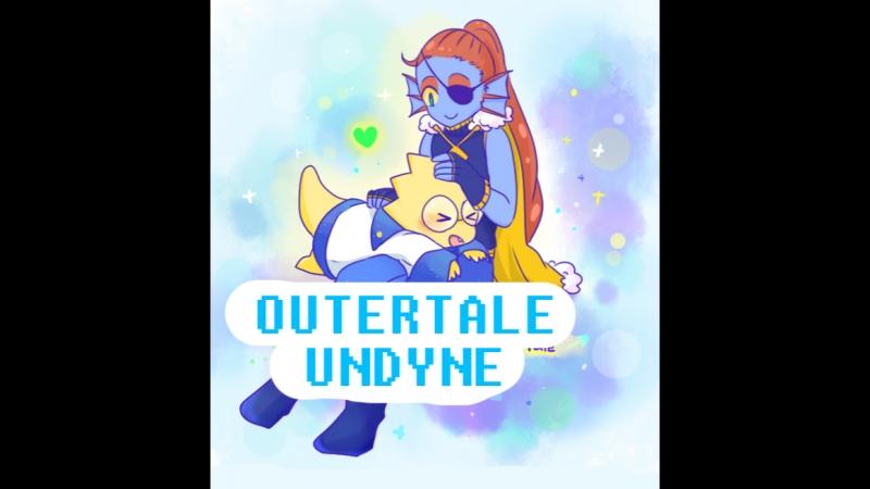 Outertale Undyne Theme