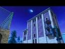 Комета над Падающими башнями