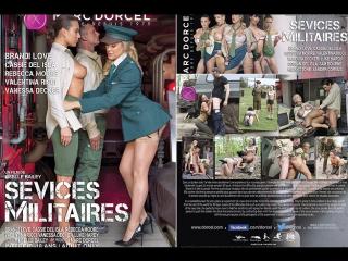 #pron sévices militaires / sevices militaires [2017 г., feature, anal, big cocks, big tits, big ass, milfs, lingerie]