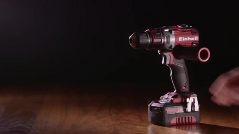 Аккумуляторная дрель-шуруповерт с бесщеточным двигателем Einhell TE-CD 18 li i Brushless Sin Carbones