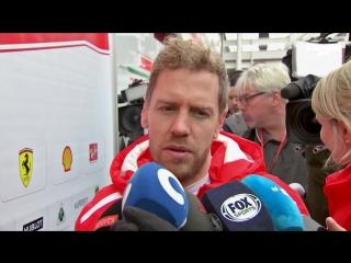 F1 2018. Первые тесты - Четвертый день. Paddock Uncut