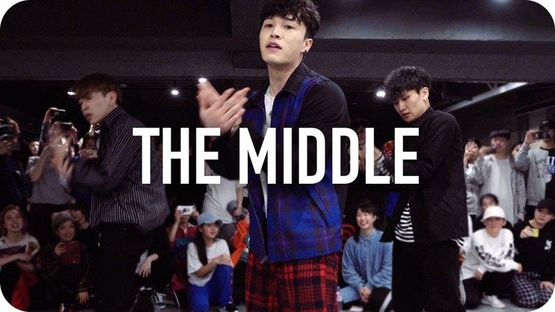 The Middle - Zedd, Maren Morris, Grey / Junsun Yoo Choreography