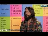 (RUS) 07.04.2018 • Интервью | Extra TV | Лос-Анджелес, США