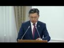 Об исполнении госбюджета по доходам и расходам Бахыт Султанов