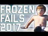 Frozen Fails: Ice, Ice, Maybe. (February 2017) || FailArmy