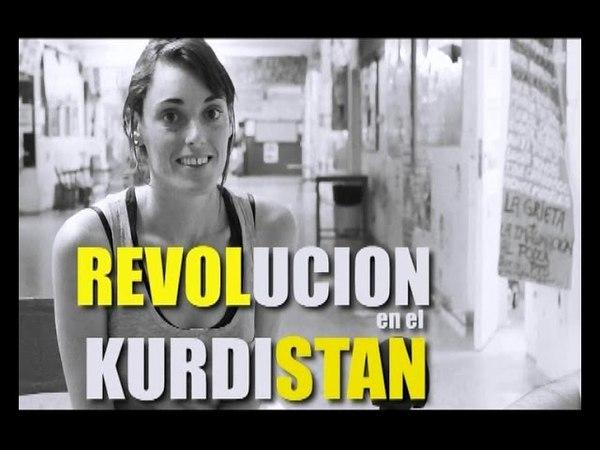 Revolucion en el Kurdistan: habla Legerin Azadi
