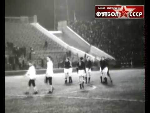 1966 Заря (Луганск) - Жальгирис (Вильнюс) 2-0 Чемпионат СССР по футболу. Класс