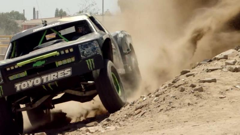Monster Energy- Ballistic BJ Baldwin Recoil 2 - Unleashed in Ensenada, Mexico