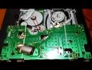 Ремонт видеомагнитофона Panasonic NV SD20 Часть 1 VHS juclip scscscrp