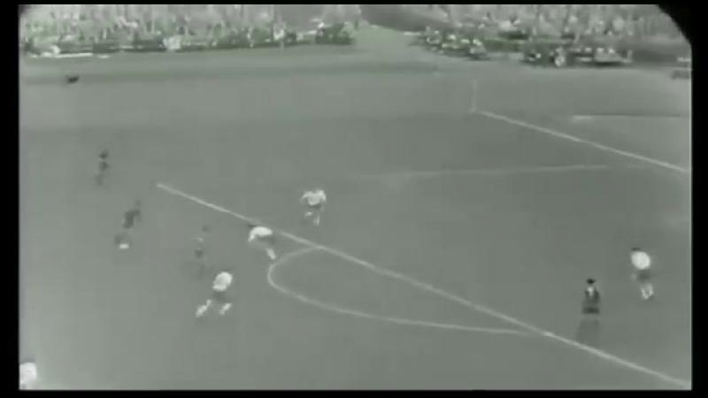 Sandor kocsis vs amburgo coppa dei campioni 1960 1961