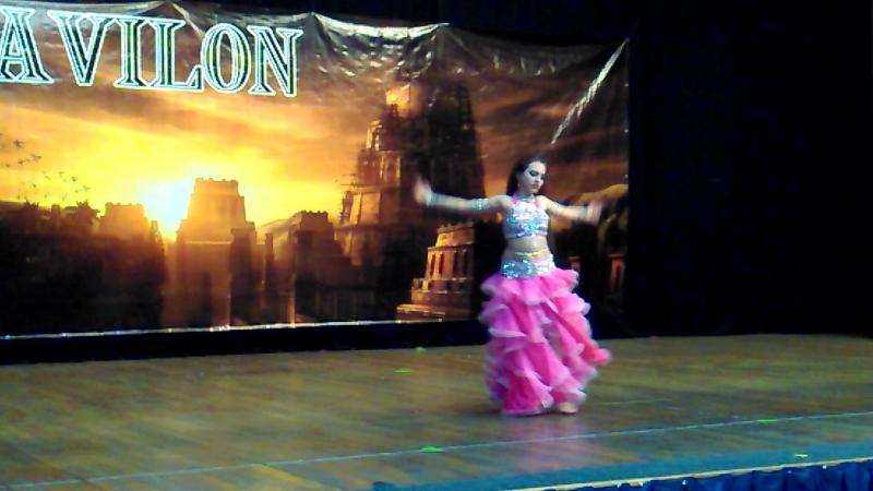 Вавилон 2018 Коваленко Лилия RS руководитель Изабелла Павлюк школа восточного танцв Шахира 5 место