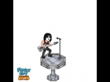 Paul Stanley Family Guy Rock Out!