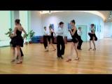 Отбор детей для обучения в «Академии танца Бориса Эйфмана»