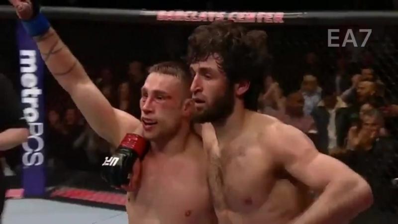 Забит Магомедшарипов vs Кайл Бочняк Концовка [Нетипичная Махачкала]