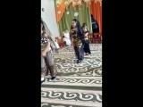 Восточных танец, танцует группа Арай