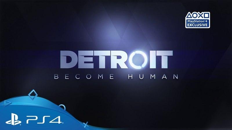 Detroit Стать человеком | Трейлер к выходу игры | PS4 VGTimes.Ru