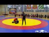 ЧР по грепплингу Финал 77 кг Багов Али vs Абдулкадиров