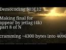 RU/EN Democoding S03E12 finalizing appear 4k 8/N