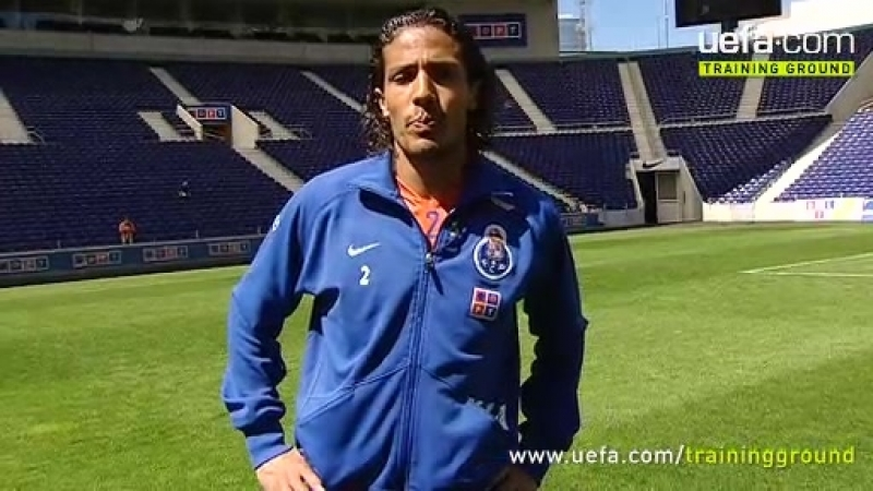 Бруну Алвеш о принципах игры в отборе мяча