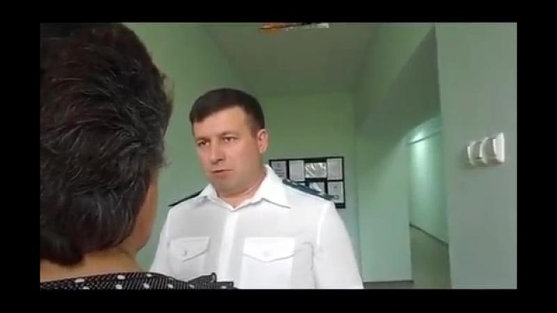 Граждане СССР предостерегают сотрудников прокуратуры г. Котельнича