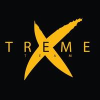 Логотип Extreme team