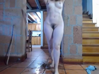 [сквирт струйный оргазм мастурбирует ] sexy latina can't stop squirting