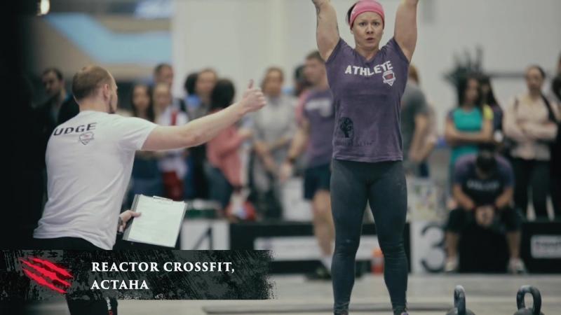 Турнир Siberian Showdown 2015 CrossFit Berloga и Сибирское здоровье